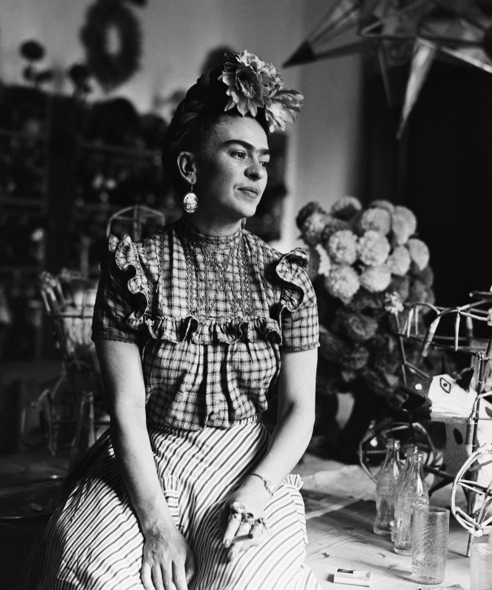 Frida Kahlo, pintora