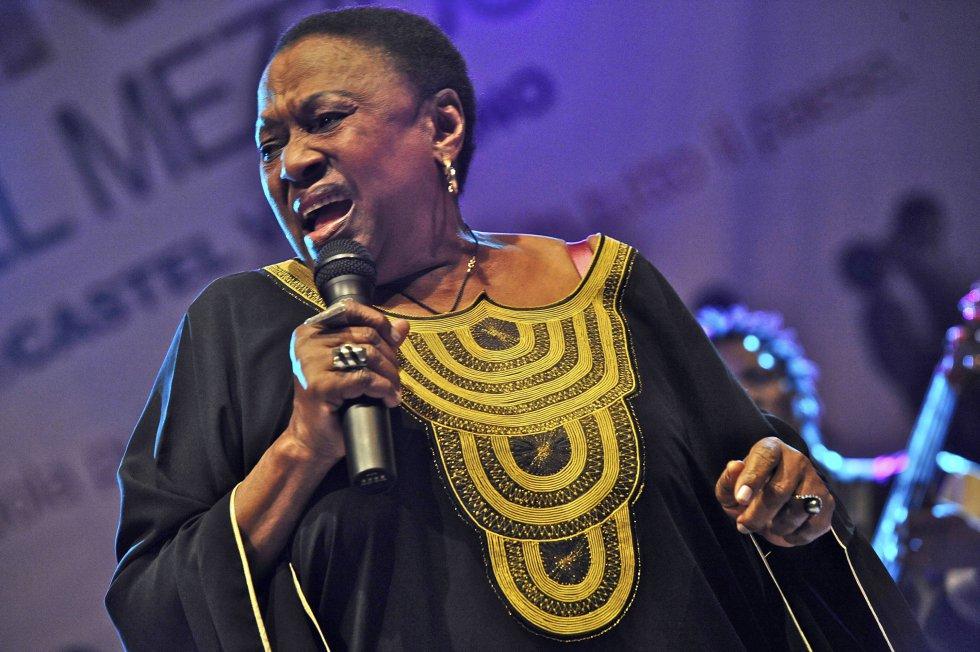 Miriam Makeba, cantante