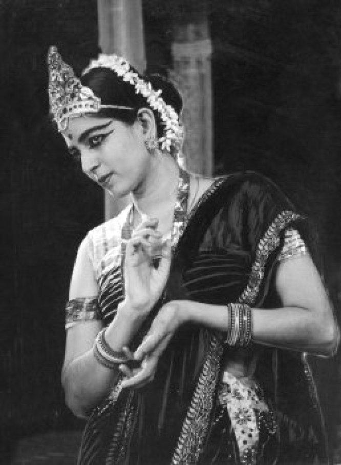 Rukimini Devi, bailarina