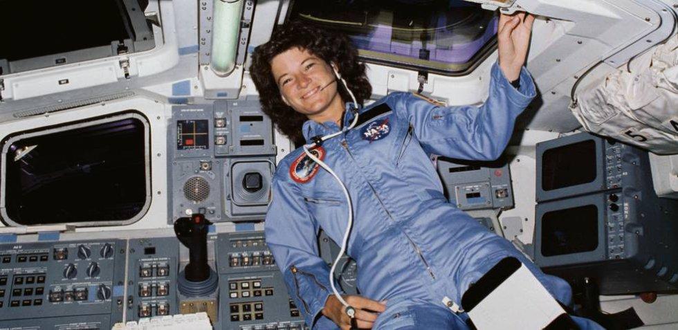 Sally Ride, astronauta