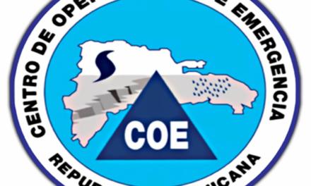 EL COE EXTIENDE ALERTA A 26 PROVINCIAS ANTE POSIBLES INUNDACIONES POR LLUVIAS