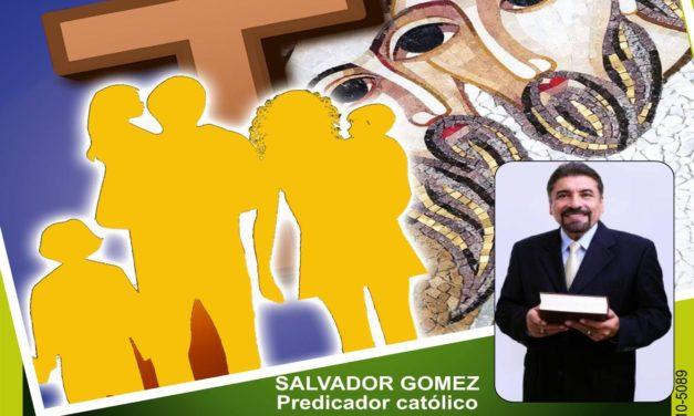 SALVADOR GÓMEZ DARÁ CONFERENCIA EN LOS ALCARRIZOS