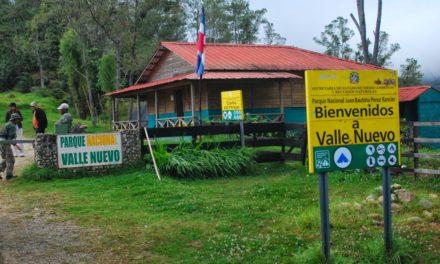 Valle Nuevo no se negocia