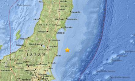 Terremoto y Tsunami en Fukushima