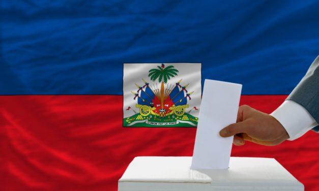 Elecciones tranquilas en Haití