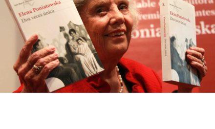 """ELENA PONIATOWSKA PREFIERE AL QUIJOTE A """"CUALQUIER SANTO"""""""