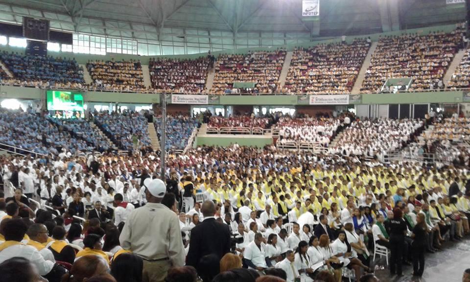 Infotep gradúa 10 mil Técnicos.