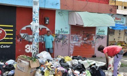 Los Alcarrizos II y la basura