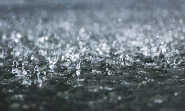 Continuarán las lluvias