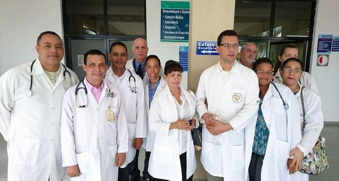 Médicos del Calventi denuncian