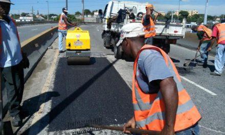 MOPC anuncia mantenimiento vial