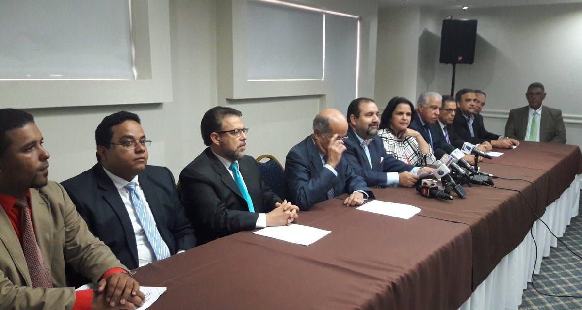 Oposición rechaza la nueva JCE