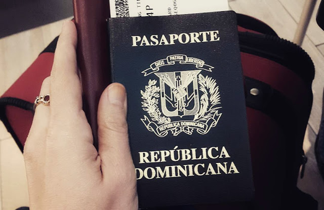 El pasaporte dominicano