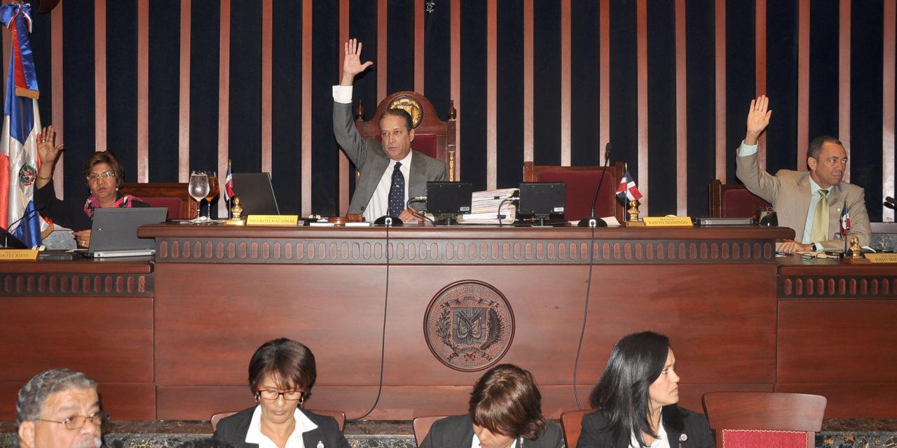 Senado aprueba presupuesto 2017