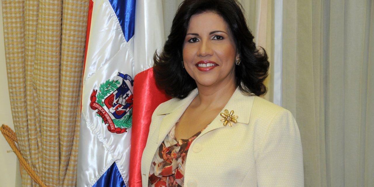 Margarita Cedeño explica