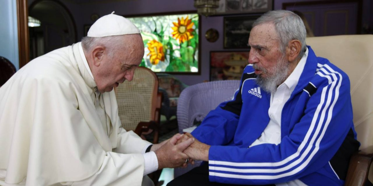 Líderes del mundo despiden a Castro