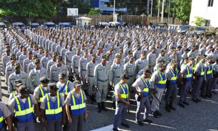 Policía gradúa nuevos agentes