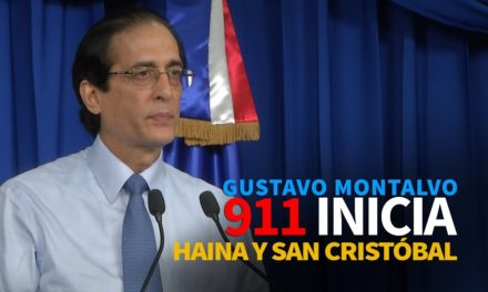 Haina y San Cristóbal ya cuentan con 9-1-1