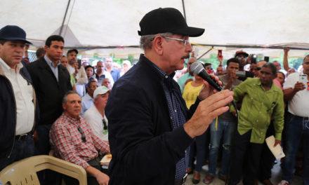 Danilo: detengan la deforestación