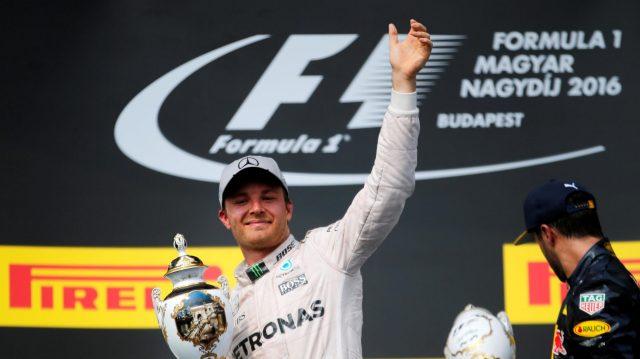 Se retira Nico Rosberg