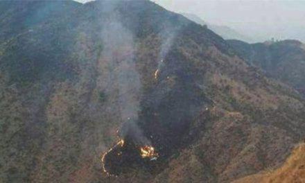 Se estrella avión de Pakistán