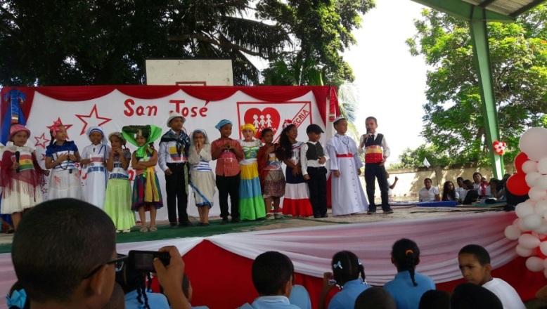 Escuela San José  Fe y Alegría