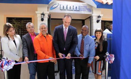 Inauguran Centro Digital en Pantoja