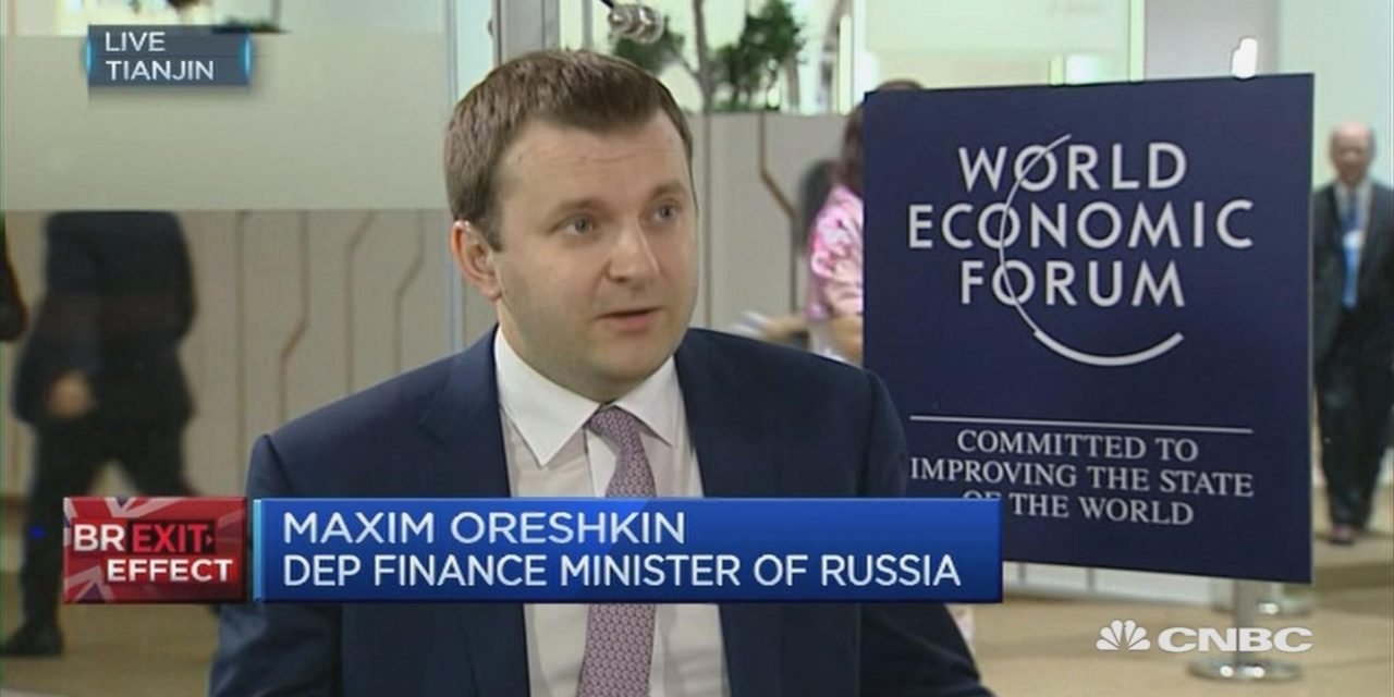 Rusia tiene nuevo ministro Economía