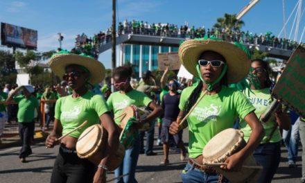 Exitosa Marcha Fin de la Impunidad