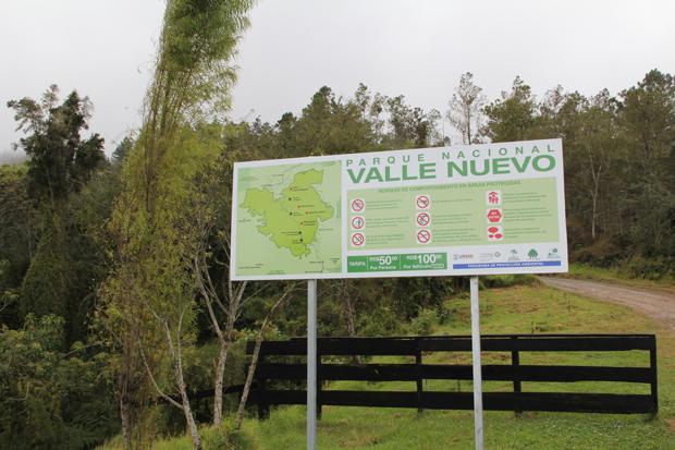 Medio Ambiente Militariza Valle Nuevo