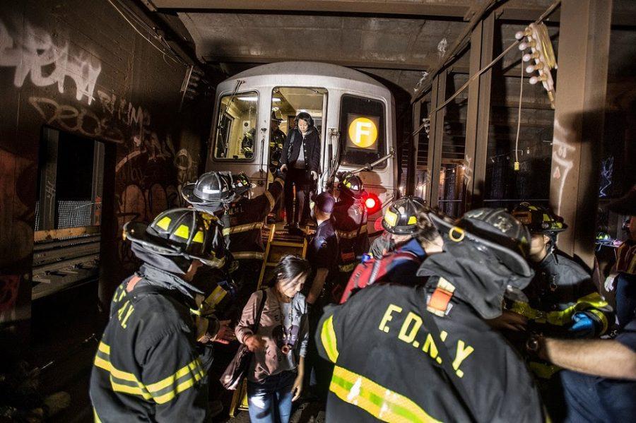 Más de 100 heridos por accidente