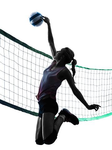 Volleybal femenino en Multiuso Alcarrizos