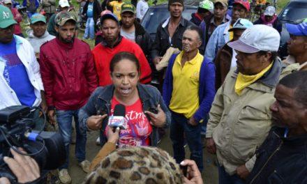 Campesinos Valle Nuevo hacen propuesta