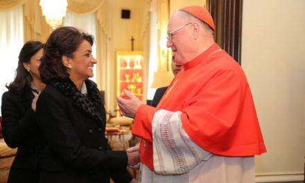 Cardenal NY: dominicanos son regalo de Dios