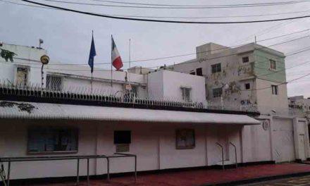 Reabrirán mañana la embajada de Italia