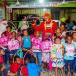 Movimiento celebra Fiesta de Reyes