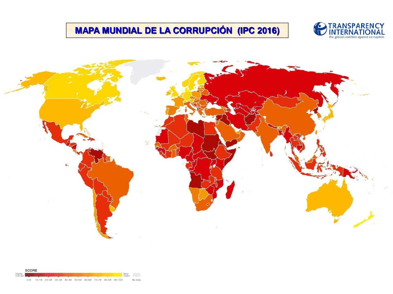 Uruguay: país menos corrupto de AL