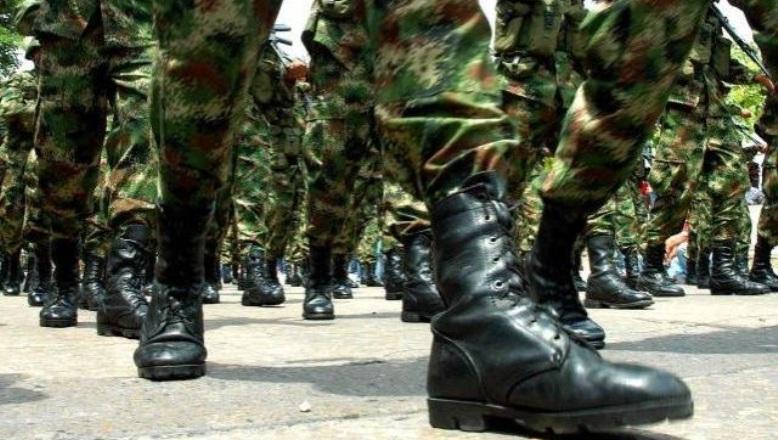 Militares y policías en casos delictivos