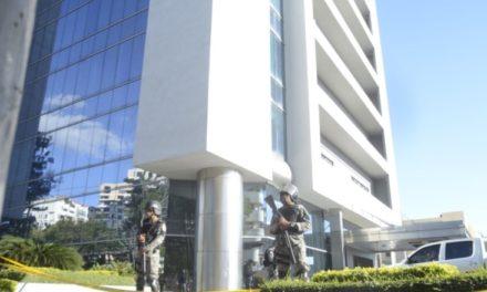 Procuraduría allana oficinas Odebrecht