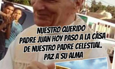 Fallece el Padre Juan Waclawik