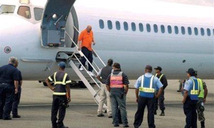 Arriban los primeros 56 dominicanos deportados del gobierno Trump