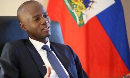 Juramentado nuevo presidente de Haití
