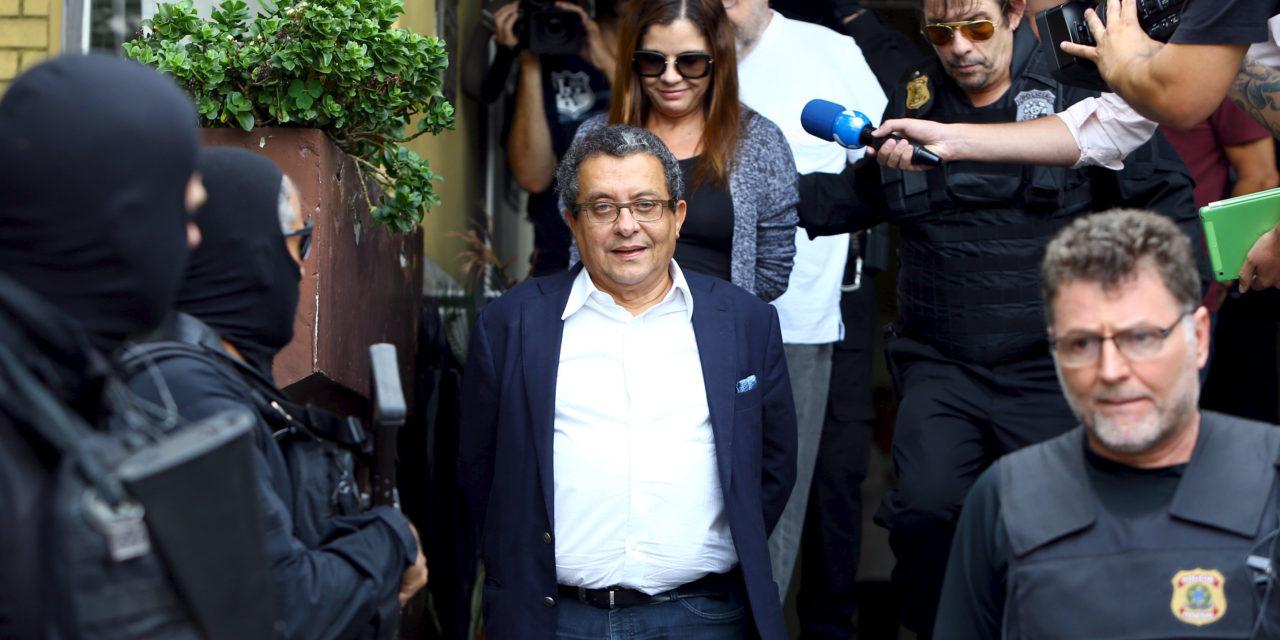 Condenado en Brasil Joao Santana