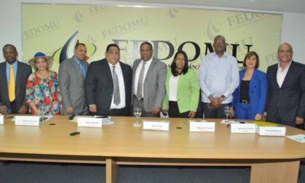 Ministro de Deportes propone acuerdos con alcaldías a favor de ciudadanos