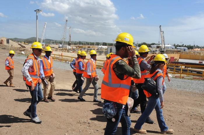 Acusan a Odebrecht de violar derechos laborales y sindicales Punta Catalina