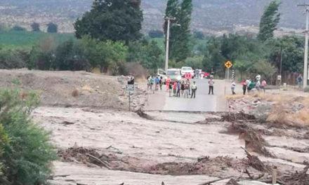 Aluviones en cordilleras de Chile dejan personas desaparecidas en Los Andes y San Fernando
