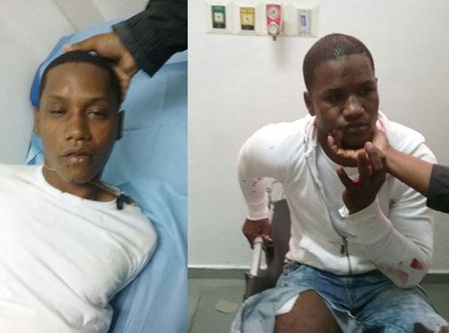 Policía Nacional apresa dos supuestos atracadores en La Gloria