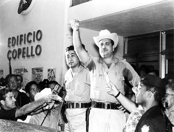 Hace 44 años fue fusilado Francisco Alberto Caamaño Deñó
