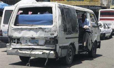 Nueva Ley de Transporte eliminaría cahatarras en un plazo de 10 años