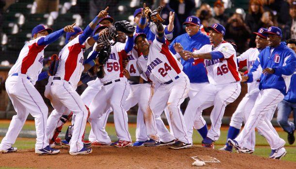 República Dominicana anuncia roster del Clásico Mundial Béisbol 2017